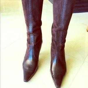 Franko Sarto knee high boots